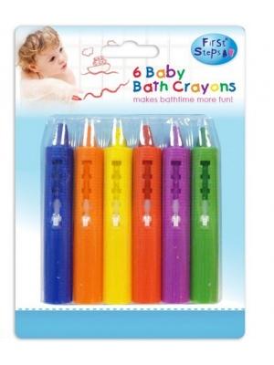Baby bath crayons