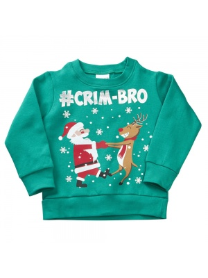 Crim-Bro Christmas Jumper