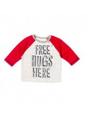 Free Hugs Here Top