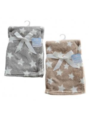 Unisex Star Print Blanket