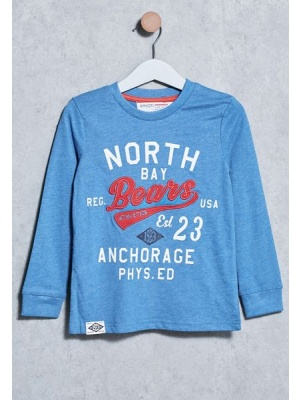 North Bay Long Sleeve Blue