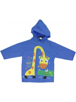 Giraffe & Croc Raincoat