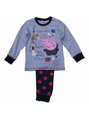 George Pig Christmas Pjs
