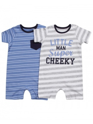 Super Cheeky Romper 2 Pack