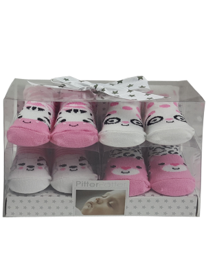 Baby Girls Gift Box Socks