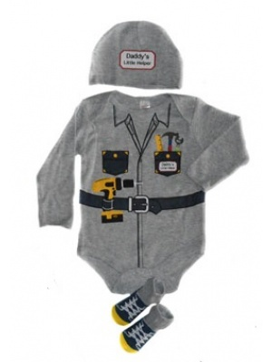 Baby Boys Outfit Builder