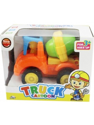 Construction Cartoon truck