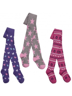 Girls Tights 2-8 Years