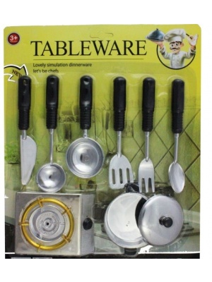 9 Piece chef set