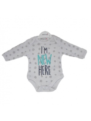'I'm New Here' BodySuit