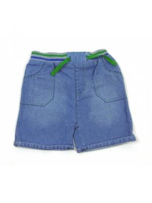 Little Gent Denim Shorts