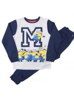 Minions Pajamas Navy