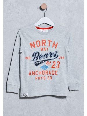 North Bay Long Sleeve Grey
