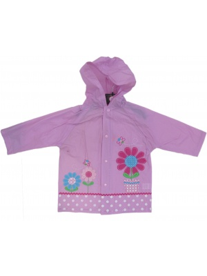 Flower Raincoat