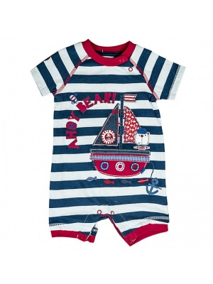 Ahoy Bear Bodysuit