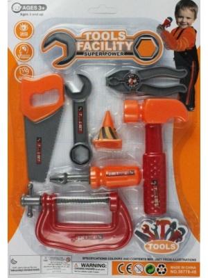 6 Piece tool set