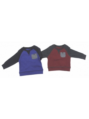Red & Royal Blue Sweatshirts