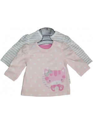 Baby Pink 2 Pack Tops