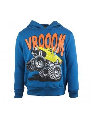 Vroom Car Hoodie